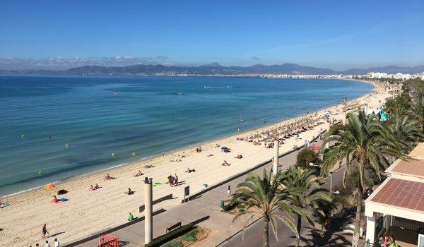 Playa de Palma, Mallorca