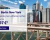 Mit Lufthansa günstig nach New York