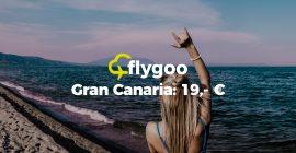 Ab 19 Euro nach Gran Canaria