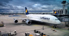 Lufthansa-Sale: USA ab 302,- €