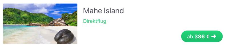 Seychellen ab 386 € (hin und zurück). Jetzt buchen!